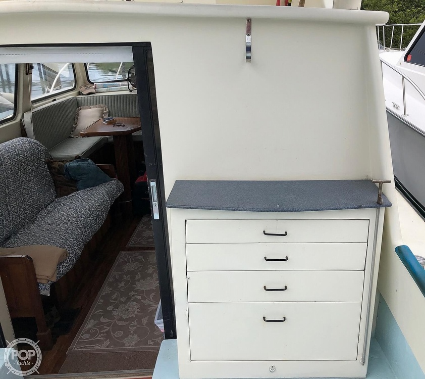 1972 Chris Craft boat for sale, model of the boat is 33 Coho & Image # 40 of 40