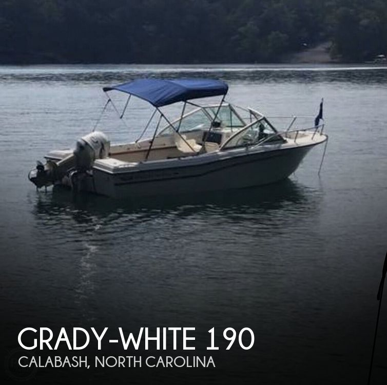 1992 GRADY WHITE 190 TOURNAMENT for sale