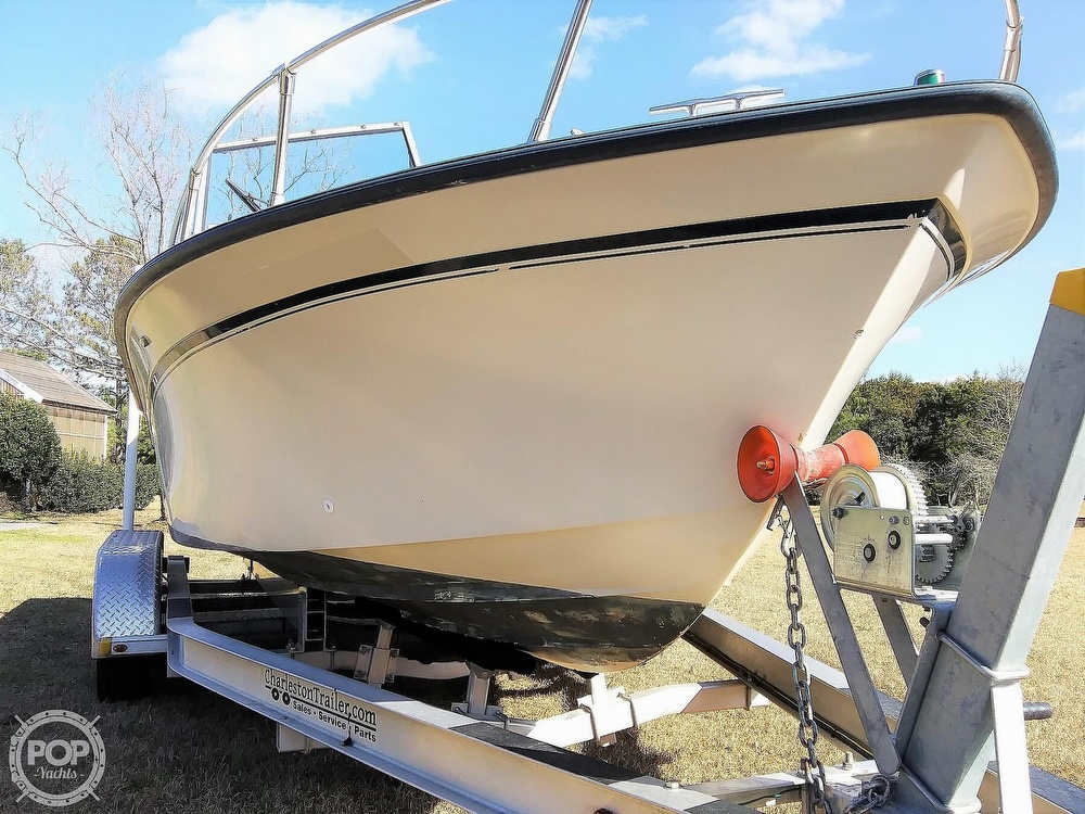 1992 Grady-White boat for sale, model of the boat is 190 Tournament & Image # 8 of 40