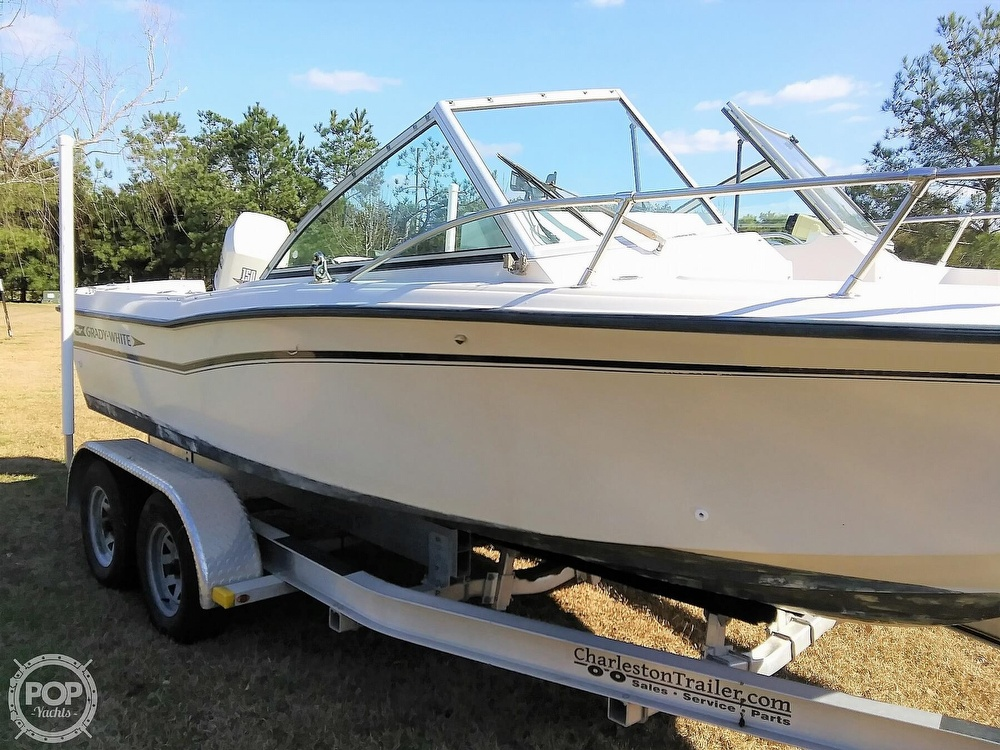 1992 Grady-White boat for sale, model of the boat is 190 Tournament & Image # 9 of 40