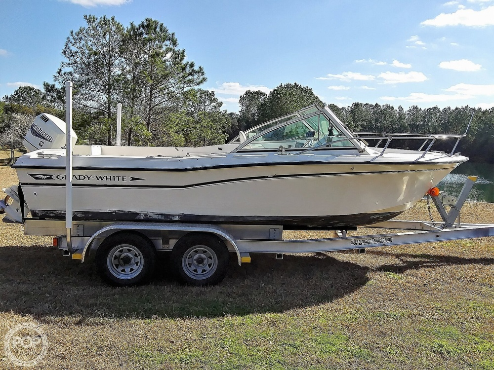 1992 Grady-White boat for sale, model of the boat is 190 Tournament & Image # 10 of 40