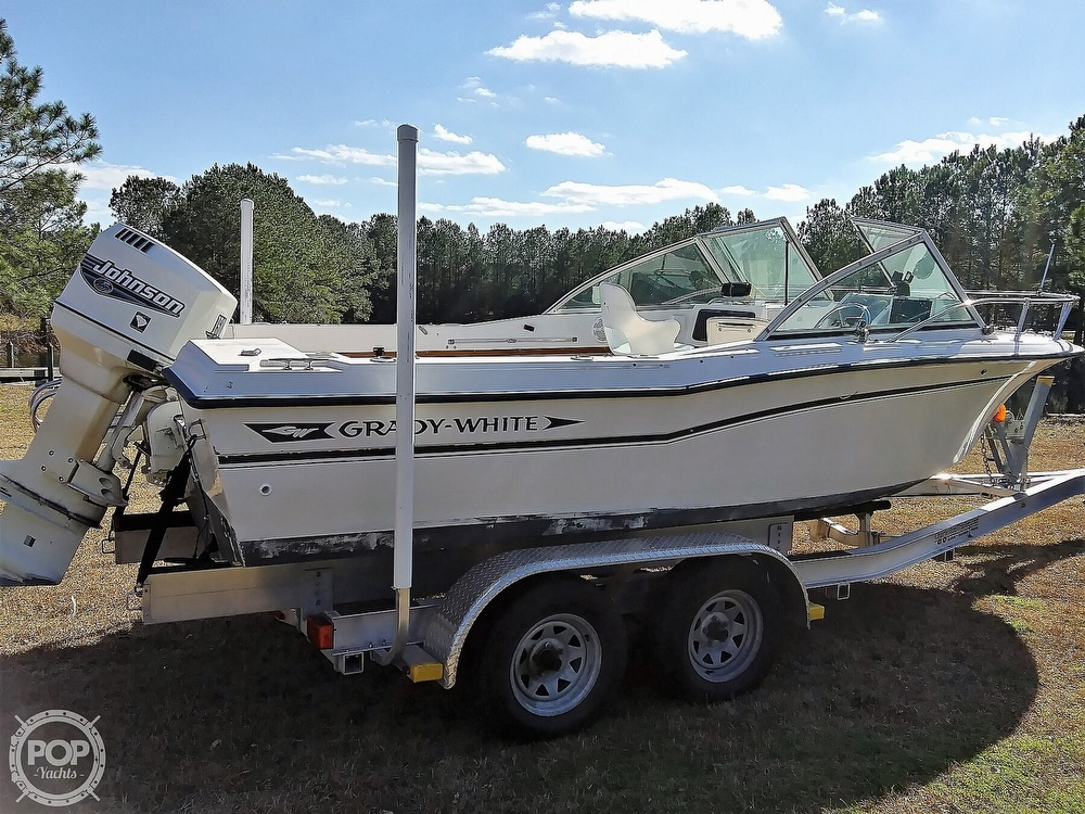 1992 Grady-White boat for sale, model of the boat is 190 Tournament & Image # 11 of 40