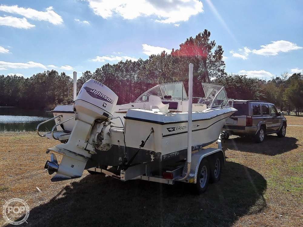 1992 Grady-White boat for sale, model of the boat is 190 Tournament & Image # 12 of 40