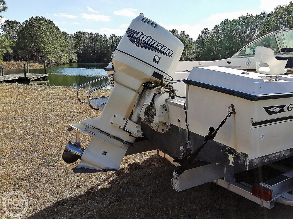 1992 Grady-White boat for sale, model of the boat is 190 Tournament & Image # 13 of 40