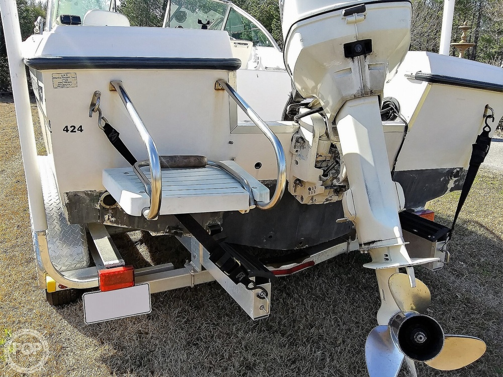 1992 Grady-White boat for sale, model of the boat is 190 Tournament & Image # 18 of 40