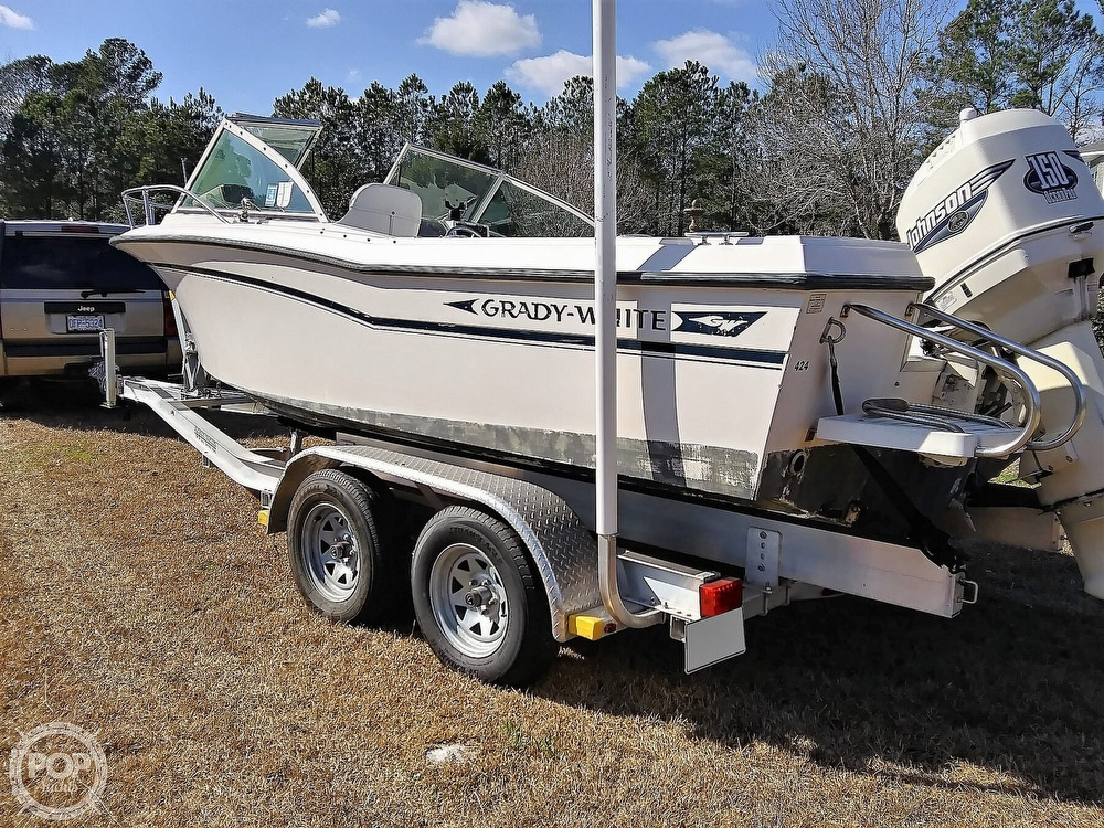 1992 Grady-White boat for sale, model of the boat is 190 Tournament & Image # 21 of 40