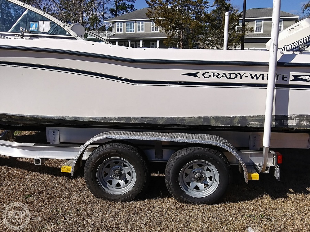 1992 Grady-White boat for sale, model of the boat is 190 Tournament & Image # 22 of 40