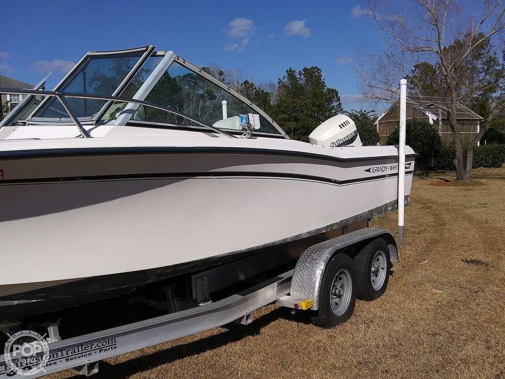 1992 Grady-White boat for sale, model of the boat is 190 Tournament & Image # 23 of 40