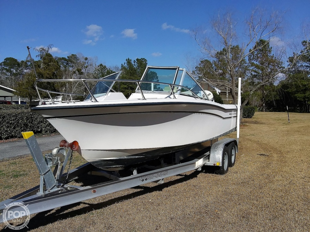 1992 Grady-White boat for sale, model of the boat is 190 Tournament & Image # 24 of 40
