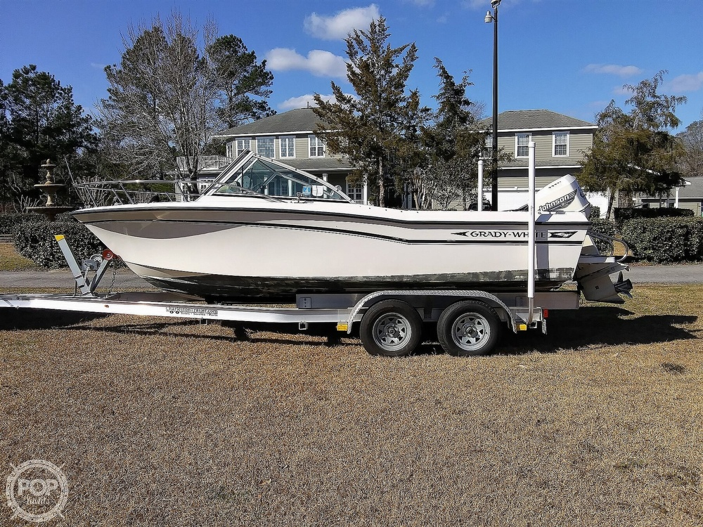 1992 Grady-White boat for sale, model of the boat is 190 Tournament & Image # 25 of 40