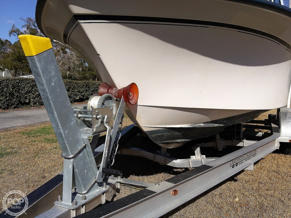 1992 Grady-White boat for sale, model of the boat is 190 Tournament & Image # 26 of 40