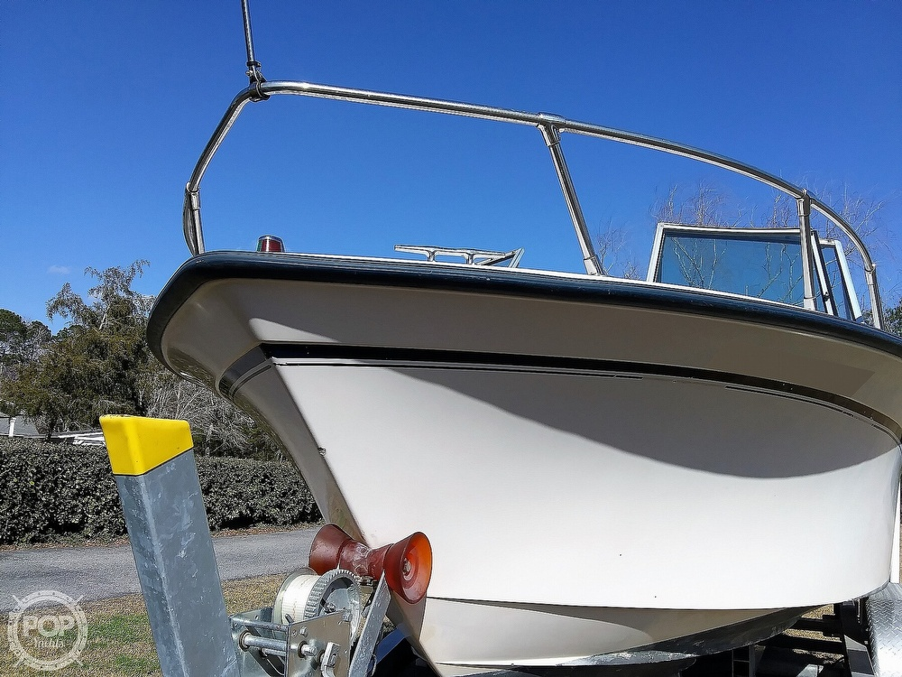 1992 Grady-White boat for sale, model of the boat is 190 Tournament & Image # 27 of 40