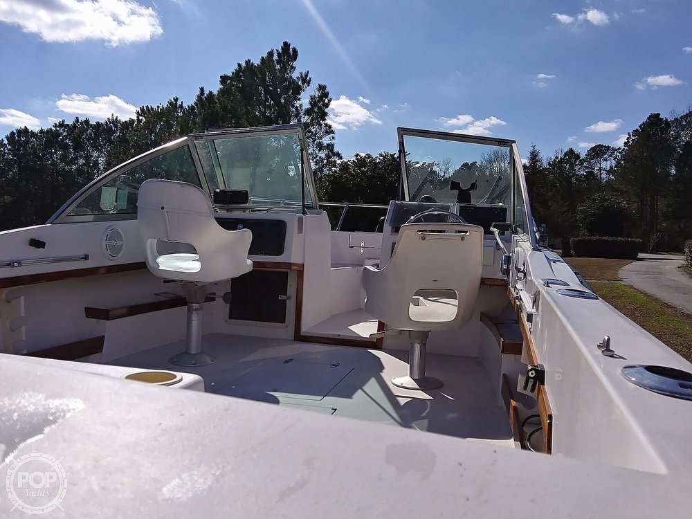 1992 Grady-White boat for sale, model of the boat is 190 Tournament & Image # 30 of 40