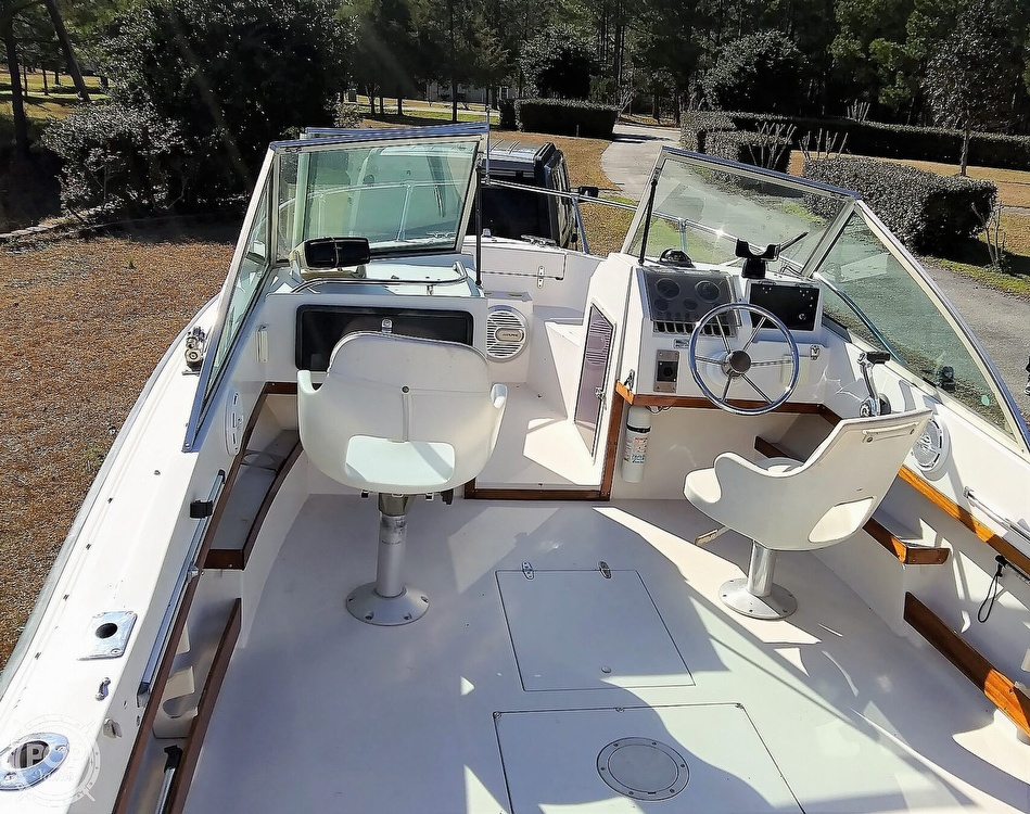 1992 Grady-White boat for sale, model of the boat is 190 Tournament & Image # 36 of 40