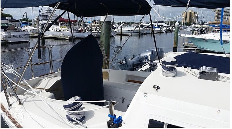 1989 Pearson boat for sale, model of the boat is P31-2 & Image # 38 of 40