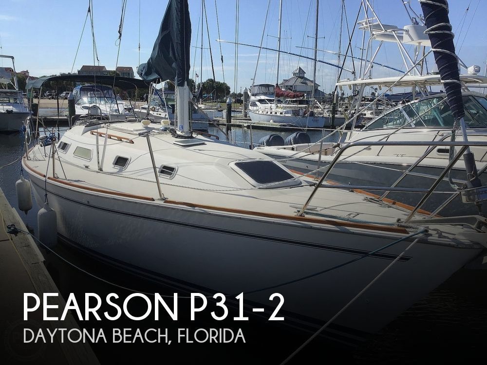 1989 Pearson boat for sale, model of the boat is P31-2 & Image # 1 of 40