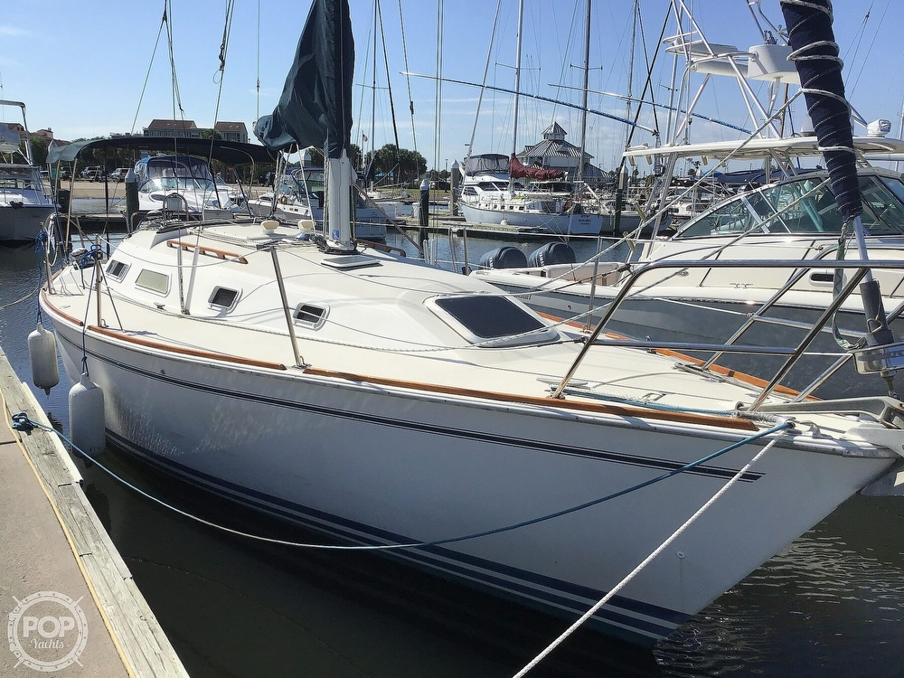 1989 Pearson boat for sale, model of the boat is P31-2 & Image # 36 of 40