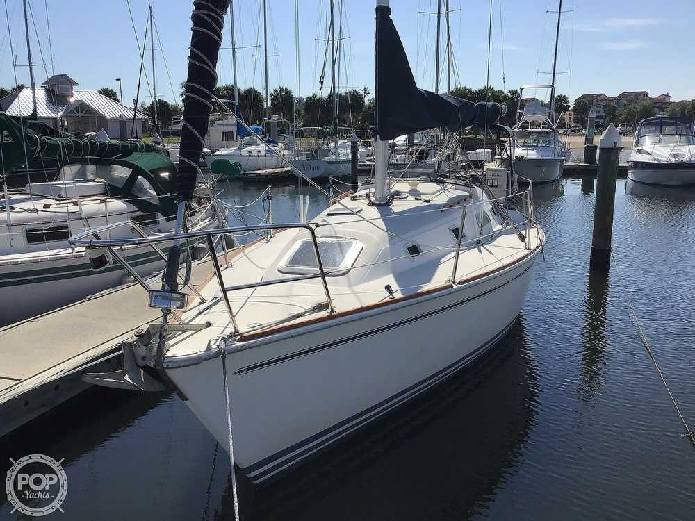 1989 Pearson boat for sale, model of the boat is P31-2 & Image # 3 of 40