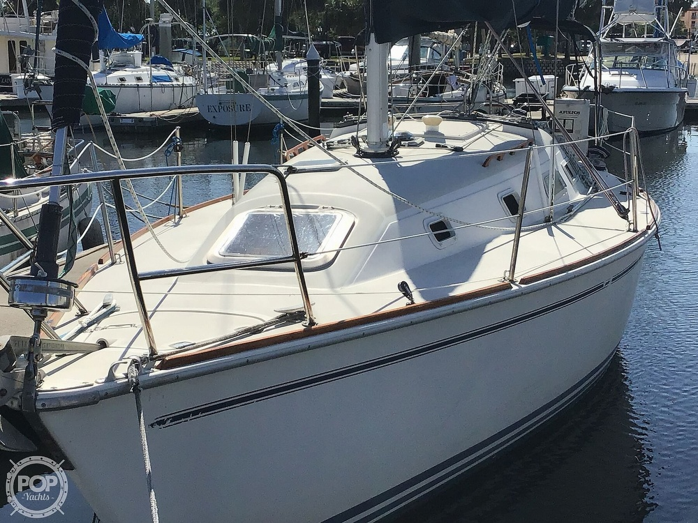 1989 Pearson boat for sale, model of the boat is P31-2 & Image # 4 of 40