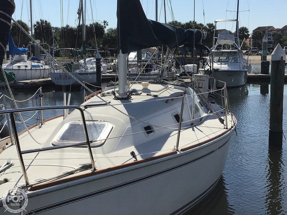 1989 Pearson boat for sale, model of the boat is P31-2 & Image # 5 of 40