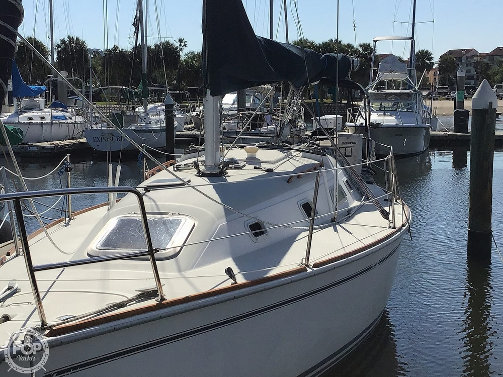 1989 Pearson boat for sale, model of the boat is P31-2 & Image # 6 of 40