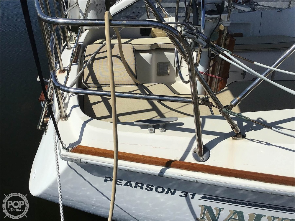 1989 Pearson boat for sale, model of the boat is P31-2 & Image # 12 of 40