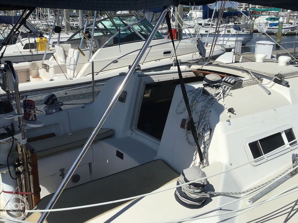 1989 Pearson boat for sale, model of the boat is P31-2 & Image # 16 of 40