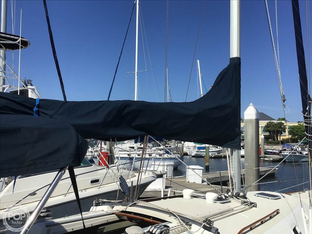 1989 Pearson boat for sale, model of the boat is P31-2 & Image # 15 of 40