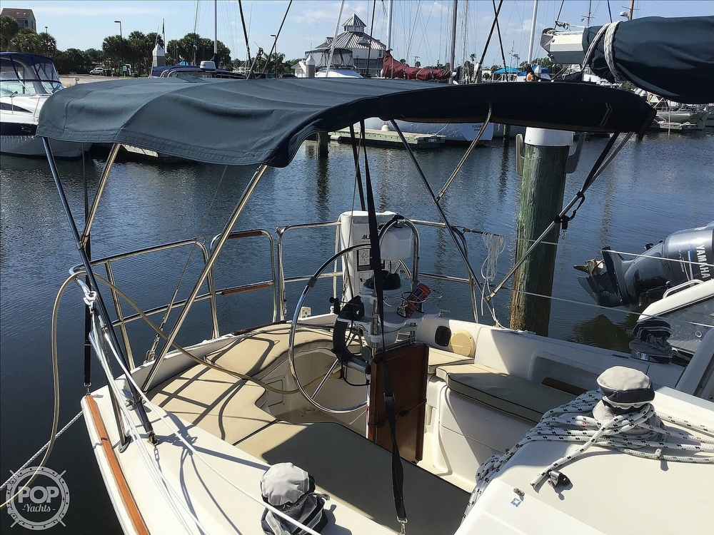 1989 Pearson boat for sale, model of the boat is P31-2 & Image # 14 of 40