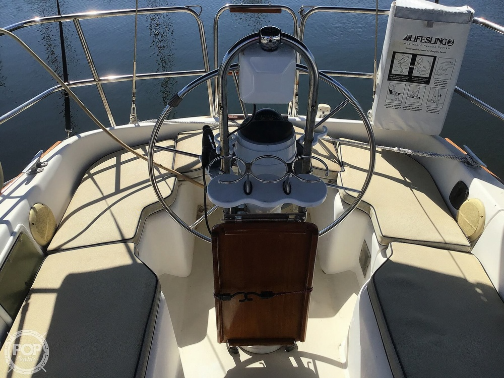 1989 Pearson boat for sale, model of the boat is P31-2 & Image # 19 of 40