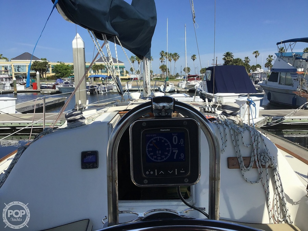 1989 Pearson boat for sale, model of the boat is P31-2 & Image # 29 of 40