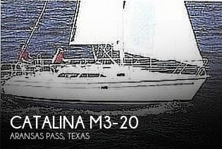 Used Catalina Sailboats For Sale in Texas by owner | 1990 Catalina M3-20