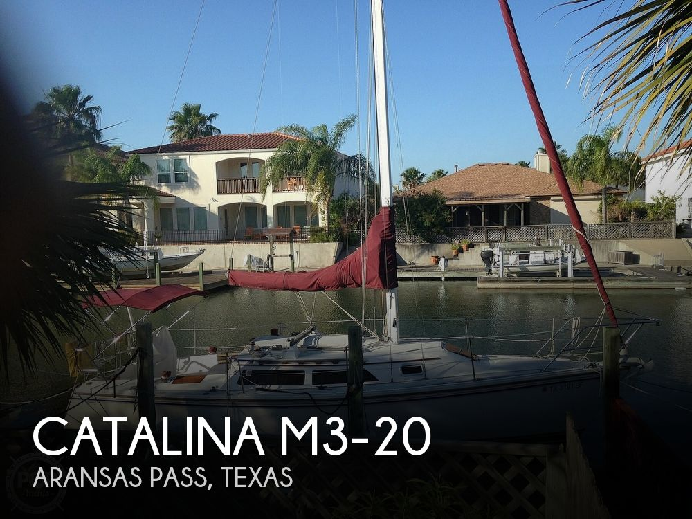 1990 Catalina Yachts boat for sale, model of the boat is M3-20 & Image # 1 of 40