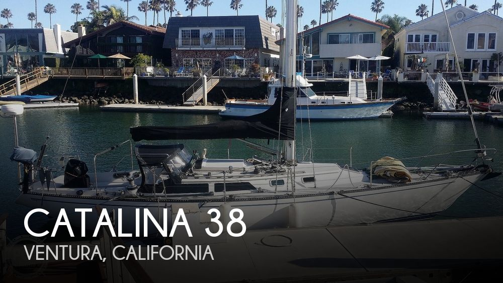 Used Catalina Boats For Sale in California by owner | 1990 Catalina 38