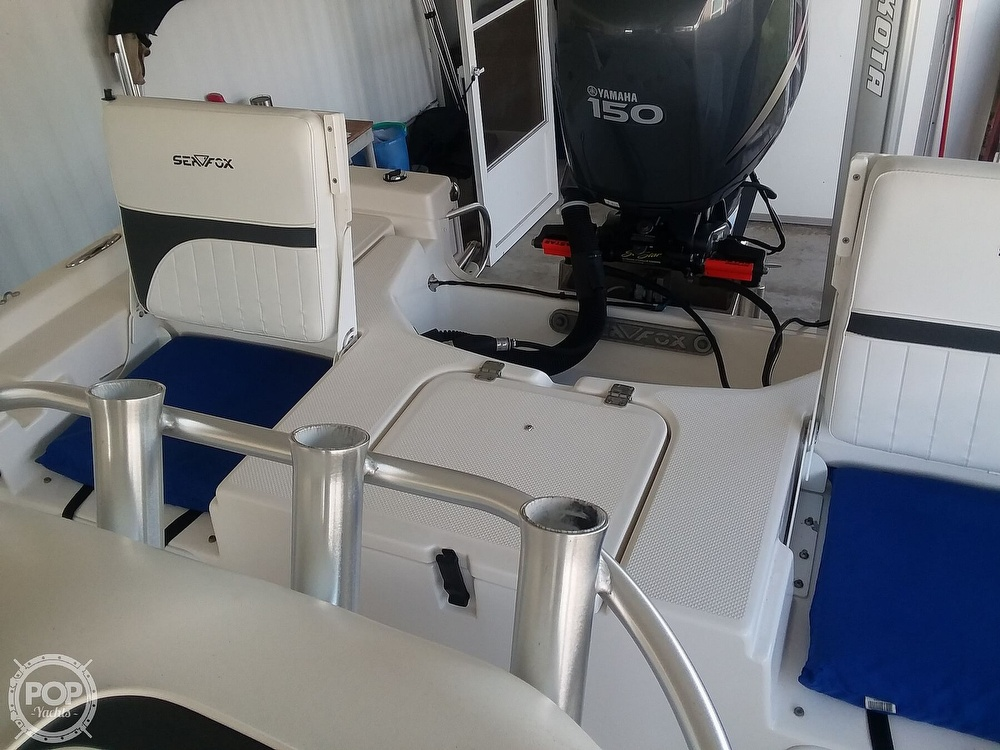 2011 Sea Fox boat for sale, model of the boat is 200 XT PRO & Image # 26 of 40