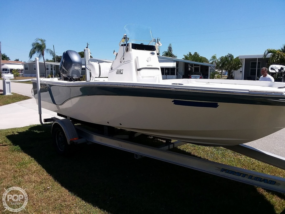 2011 Sea Fox boat for sale, model of the boat is 200 XT PRO & Image # 4 of 40