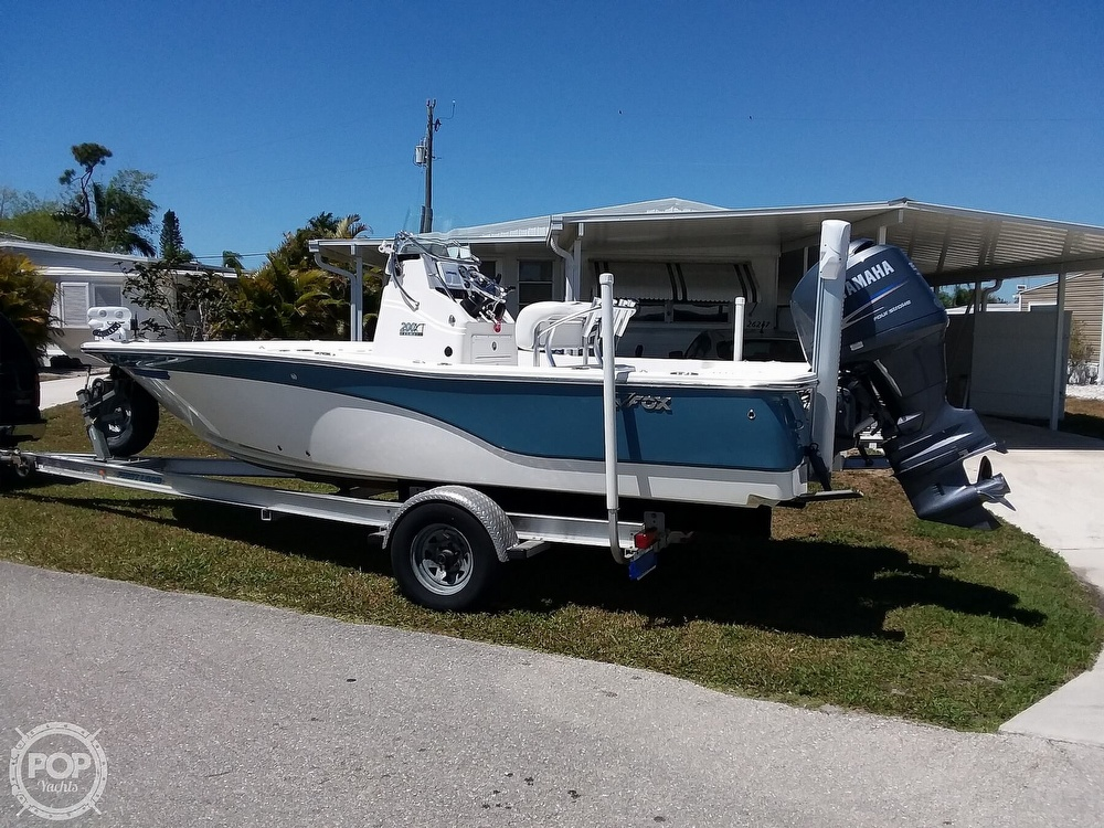 2011 Sea Fox boat for sale, model of the boat is 200 XT PRO & Image # 7 of 40