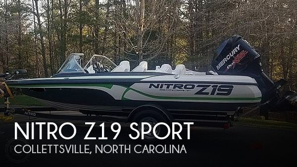 Used Boats For Sale in Asheville, North Carolina by owner | 2018 Nitro 19