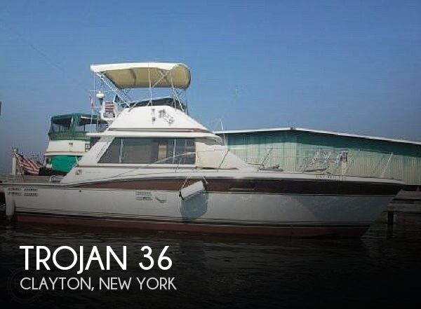 1979 Trojan boat for sale, model of the boat is 36 & Image # 1 of 40
