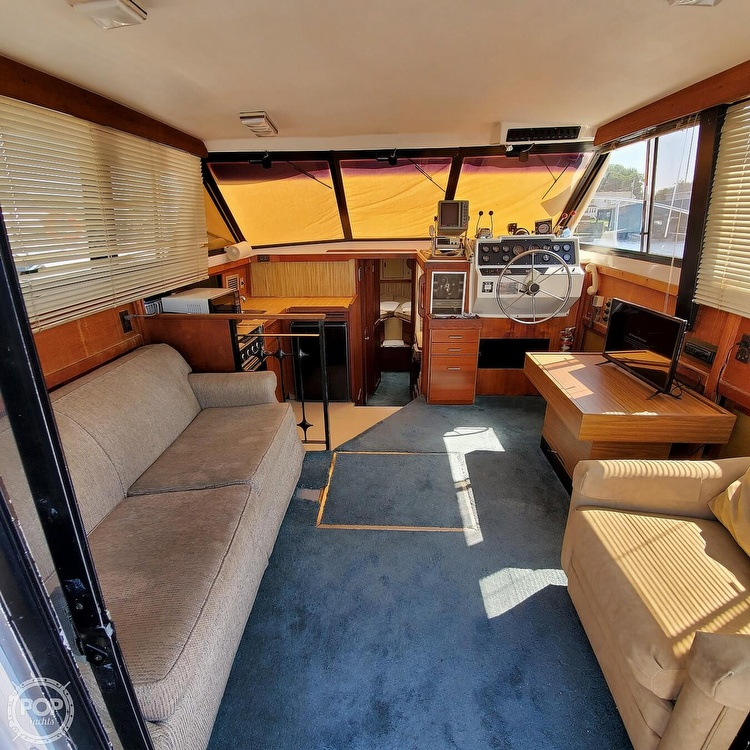 1979 Trojan boat for sale, model of the boat is 36 & Image # 3 of 40