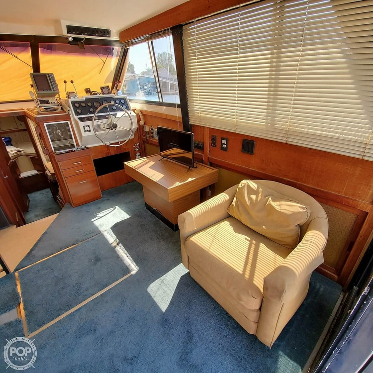 1979 Trojan boat for sale, model of the boat is 36 & Image # 4 of 40