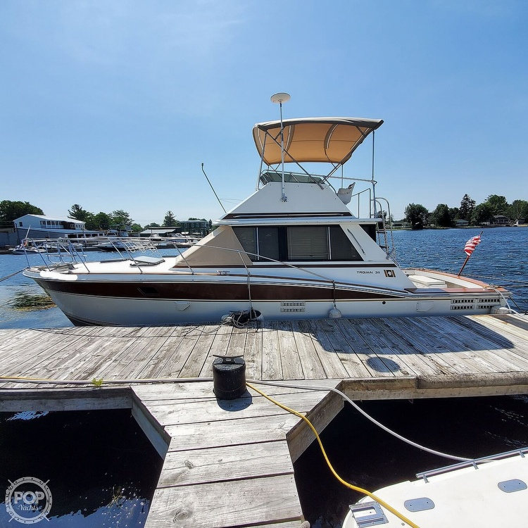 1979 Trojan boat for sale, model of the boat is 36 & Image # 5 of 40