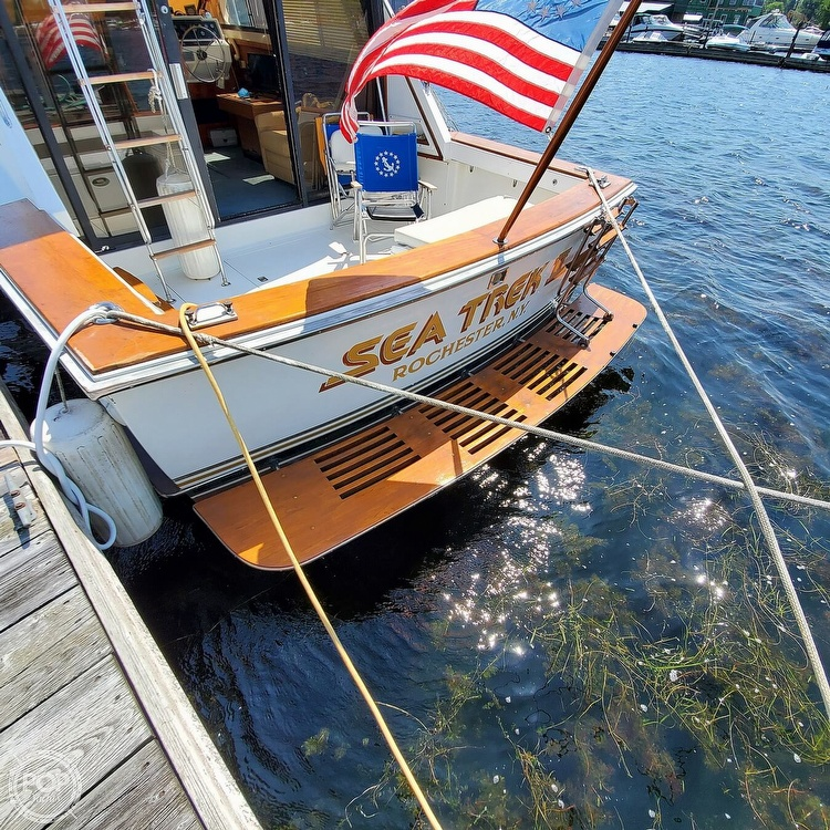 1979 Trojan boat for sale, model of the boat is 36 & Image # 8 of 40