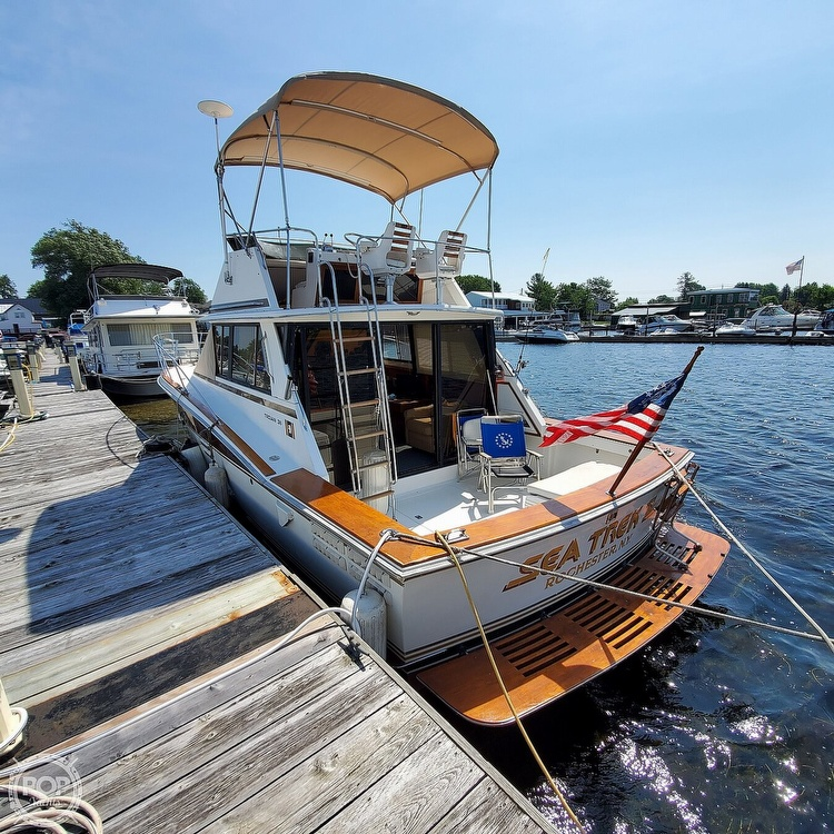 1979 Trojan boat for sale, model of the boat is 36 & Image # 9 of 40
