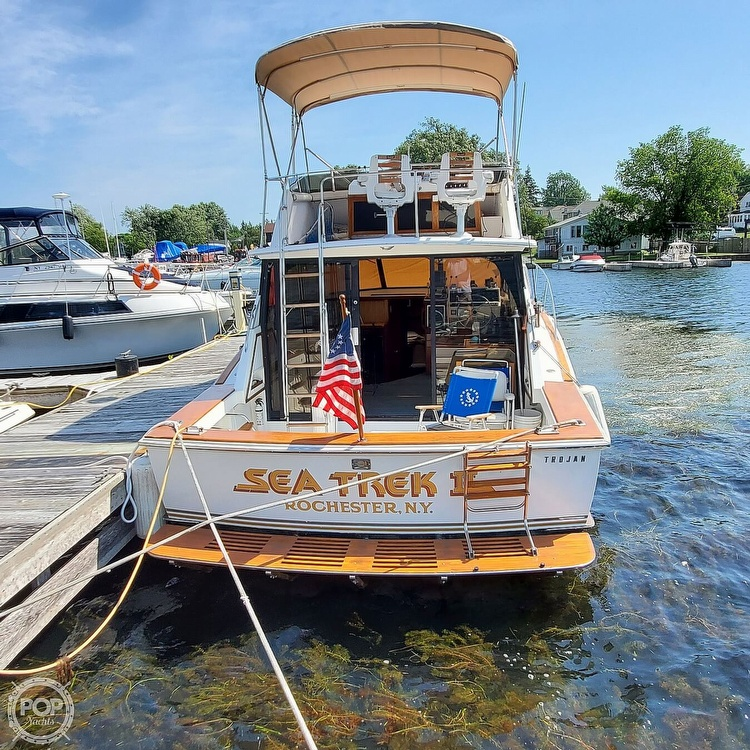 1979 Trojan boat for sale, model of the boat is 36 & Image # 11 of 40