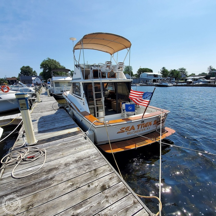 1979 Trojan boat for sale, model of the boat is 36 & Image # 12 of 40