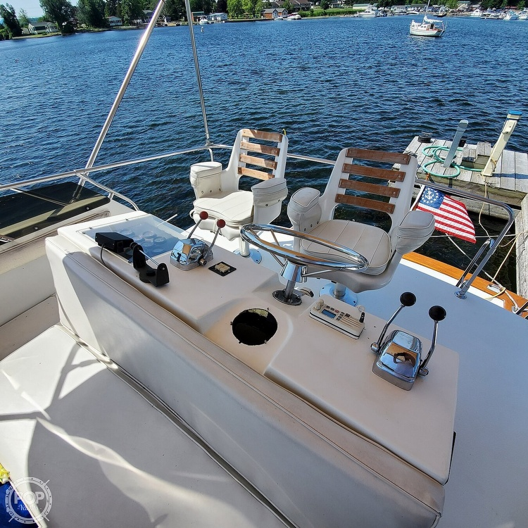 1979 Trojan boat for sale, model of the boat is 36 & Image # 14 of 40