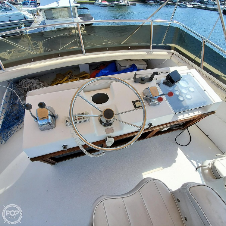 1979 Trojan boat for sale, model of the boat is 36 & Image # 16 of 40
