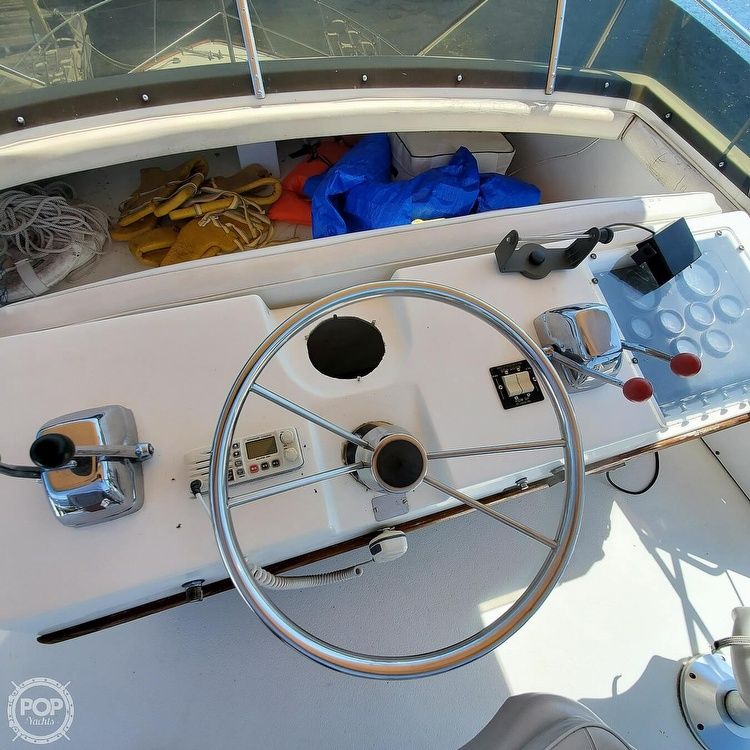 1979 Trojan boat for sale, model of the boat is 36 & Image # 17 of 40