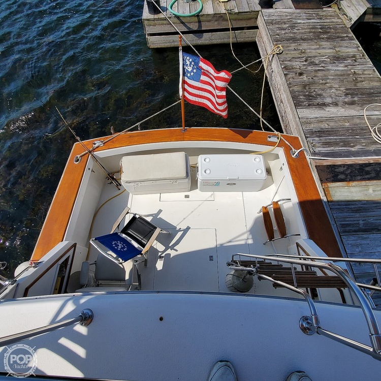 1979 Trojan boat for sale, model of the boat is 36 & Image # 25 of 40